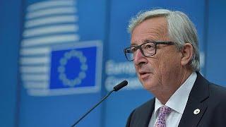 Coup de gueule de J C Juncker Le Parlement européen est ridicule