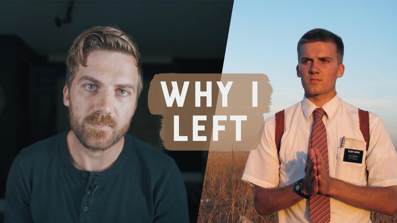 Why I Left The Mormon Church