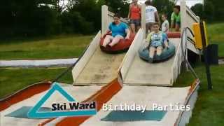 Ski Ward Summer Commercial 2013