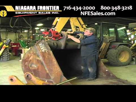 Niagara Frontier Equipment Sales, Inc-Tractor Equipment & Parts Dealers,, Lockport, NY