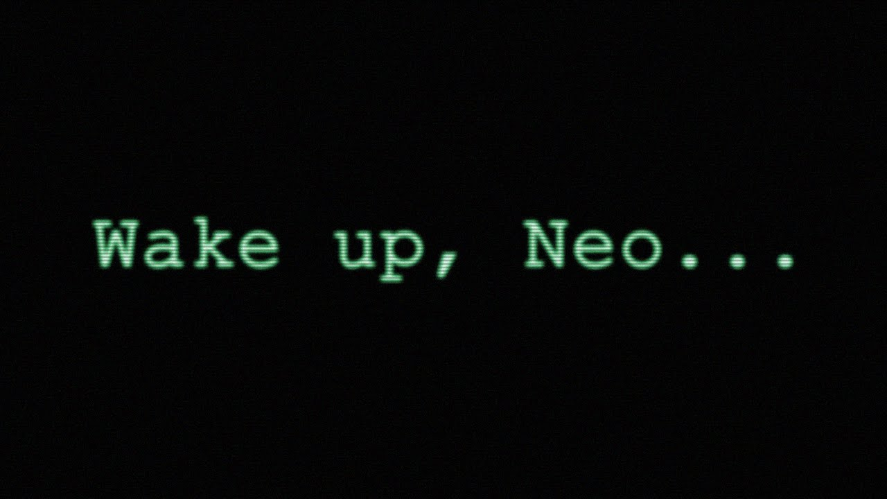 Wake Up, Neo! - FREE After Effects Template - YouTube