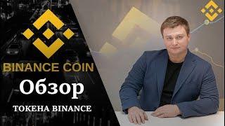 Обзор Binance BNB. Криптовалюта Binance coin