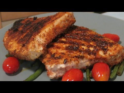How To Make Cajun SwordFish