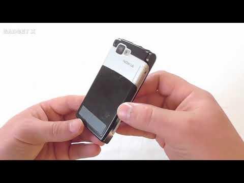 Обзор смартфона 2007 года, nokia n76 восстановленный телефон из Китая