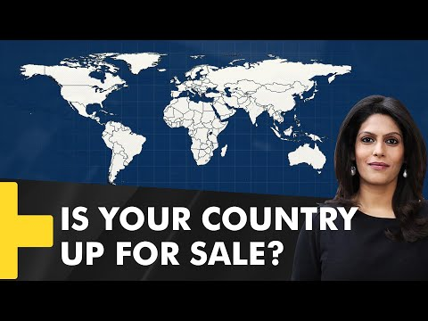 Gravitas Plus: Selling your country for cash