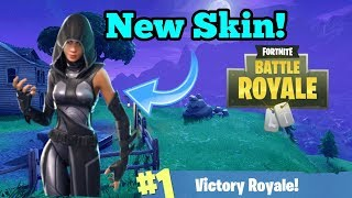 New Fate Skin // Great Player // Playing With Subs // Xbox One // Fortnite
