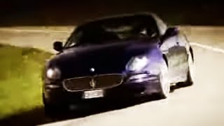 Richard tests the redesigned Maserati Gran Sport - Top Gear - BBC