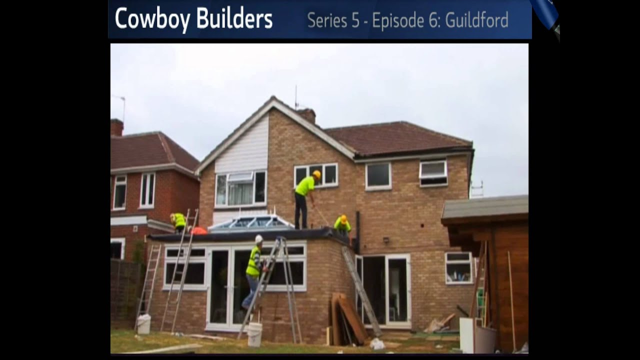 Download Cowboy Builders Series 5 - Rubber Roofing & Workwear from Permaroofing & Print On ANYTHING.co