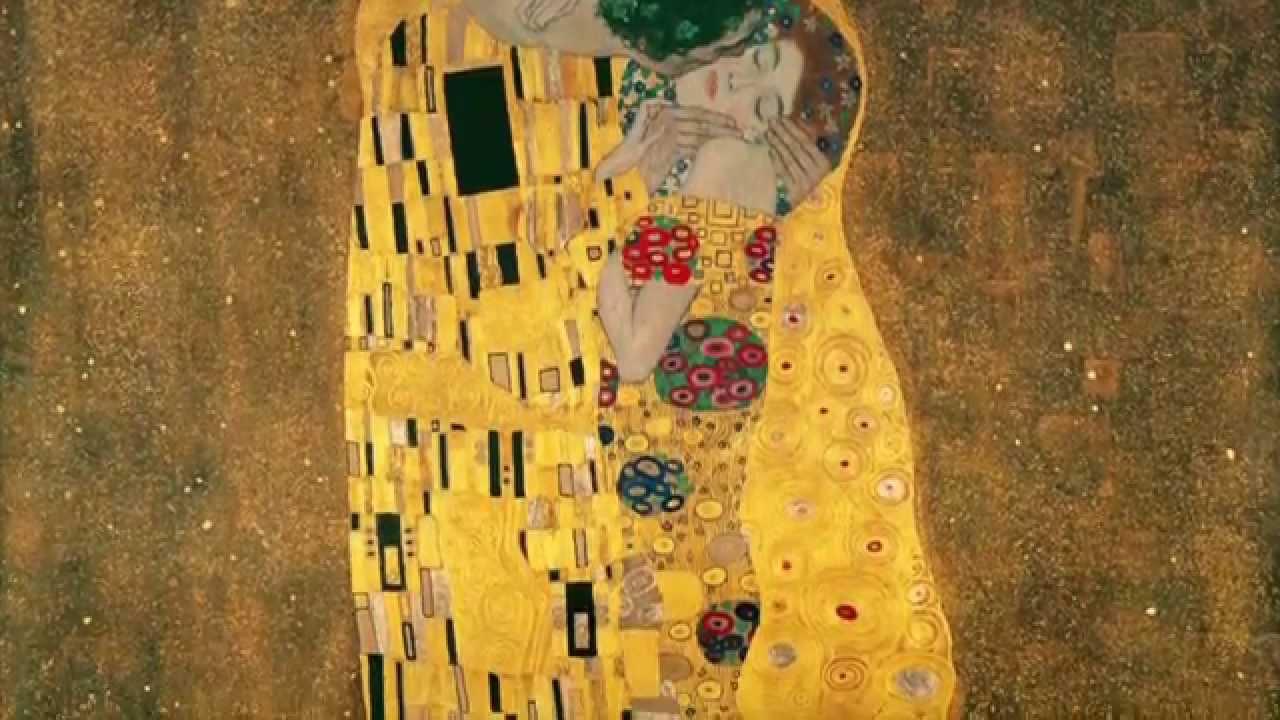 El Beso De Klimt Historia Y Significado Youtube