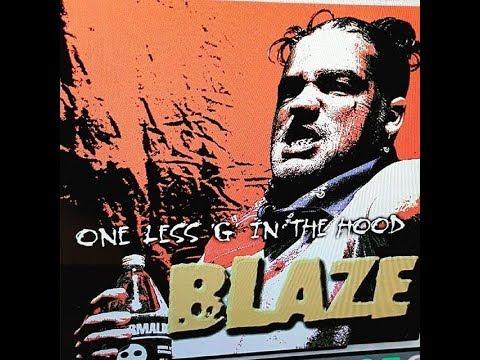 Blaze ya Dead Homie ~ LIVE! ~ Intro / Real G Shit