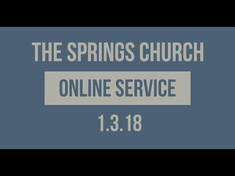 Online Service January 3, 2018