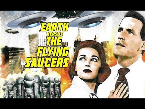 Everything you need to know about Earth Vs The Flying Saucers (1956)