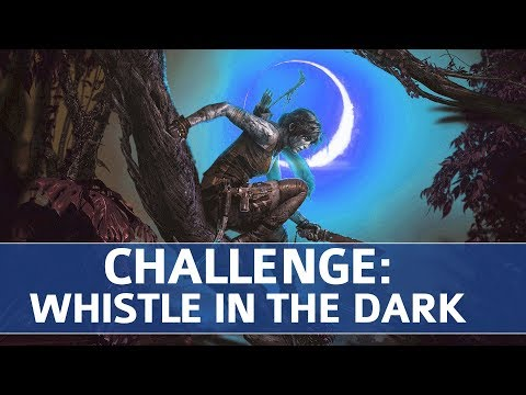 Shadow of the Tomb Raider - Cozumel Challenges: Whistle in the Dark (Death Whistles)