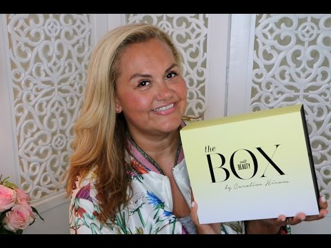 The Cult Beauty Box Reveal | Ad | Caroline Hirons