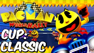 Pac-Man World Rally - Classic Cup - Normal Mode