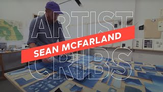 Artist Cribs: Sean McFarland's Cyanotype Workshop | SFMOMA Shorts