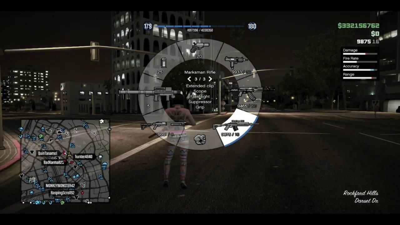 gta 5 xbox pc multiplayer