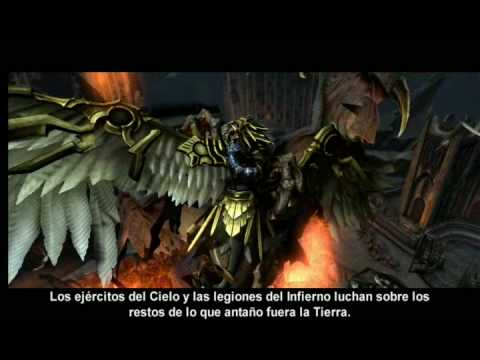 Darksiders Trailer  HD en Español