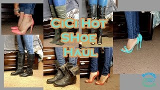 MARRIED AND MAKING IT | CICi Hot Shoe Haul