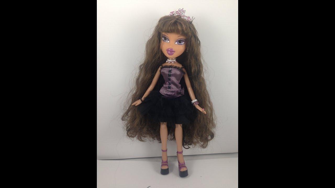 bratz princess yasmin doll review youtube