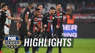 Bayer Leverkusen vs. Bayern Munich | 2019 Bundesliga Highlights