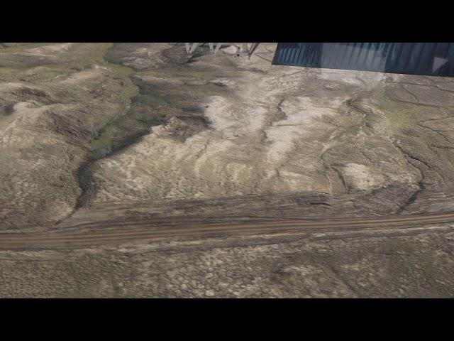 Landing at Eureka