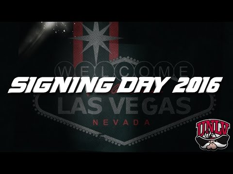 UNLV Football: Signing Day 2016
