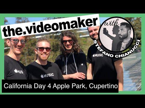 California Day 4 Apple Park, Cupertino