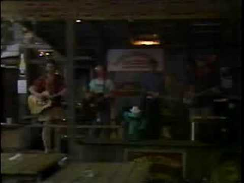 "Flashback! Austin Lounge Lizards ""Pflugerville"" 86"