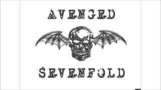 Avenged sevenfold-Unholy confessions (only drum and voice/solo batería y voz)