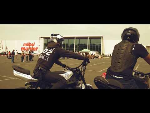 bikers-vs-cancer-+-hwk-stuntshow-+-schnauzbart-entertainment-+-lullerpuppen- -wir-fahren-gegen-krebs