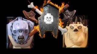 EPIC BATTLES: Cavetroll vs. Goblin King