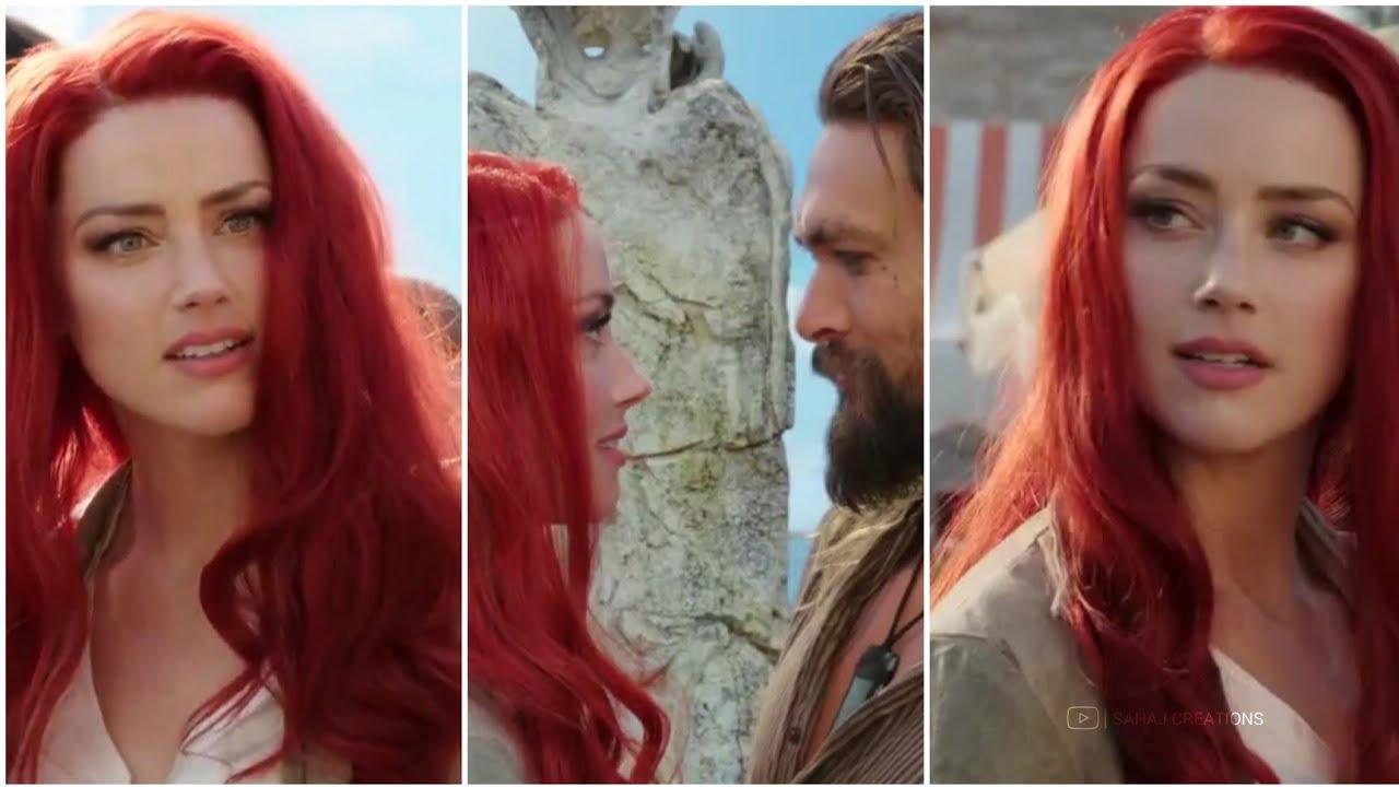 "Download ""Aquaman and Princess Meera""    Sweet Full Screen WhatsApp Status    Sahaj Creations 🎭"