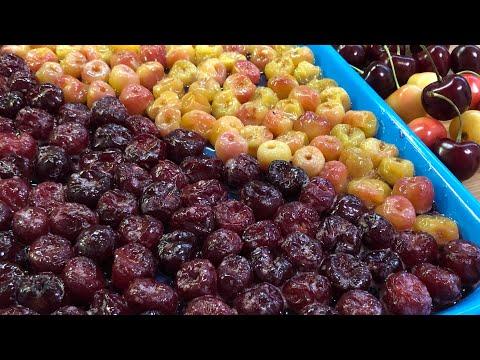Сухофрукты из черешни | Dried Cherries | Կեռասի չիր