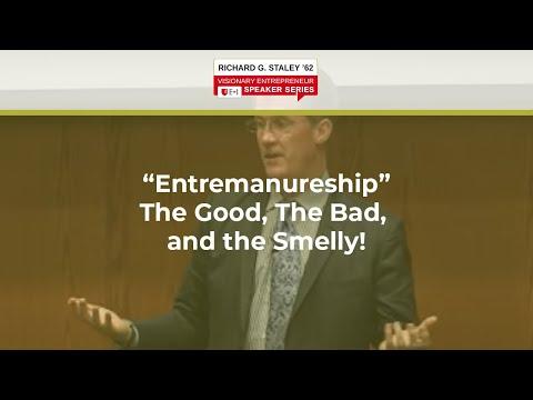 Richard G. Staley '62 Visionary Entrepreneur Speaker Series: Mark Kvamme