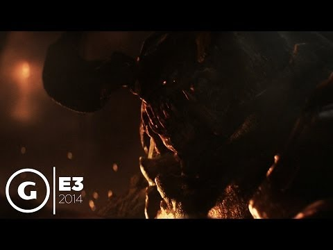 DOOM Teaser Trailer - E3 2014 poster