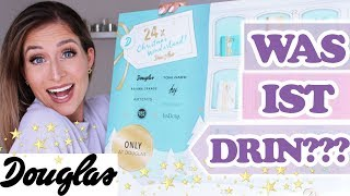 DOUGLAS ADVENTSKALENDER 2017 Unboxing komplett - lohnt es sich? Saskias Beauty Blog