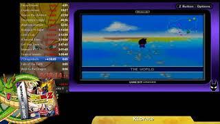 DBZ: The Legacy of Goku II Part 2. Any% Dragon Ball Speedrun Marathon