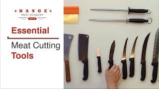 Range® Meat Academy Butcher Tools
