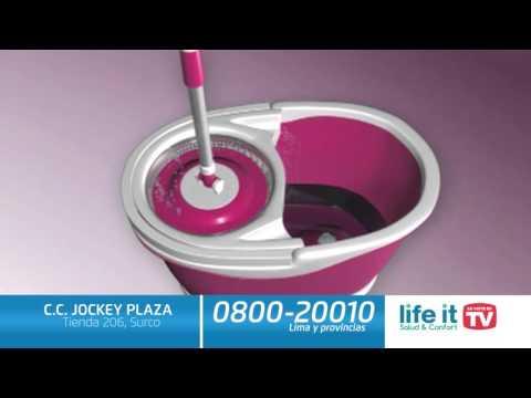 LIFE IT - TURBO CLEANER PRO