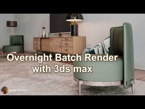 Overnight Batch Render: Complete Tutorial