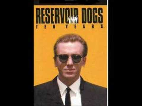 Little Green Bag- Reservoir Dogs