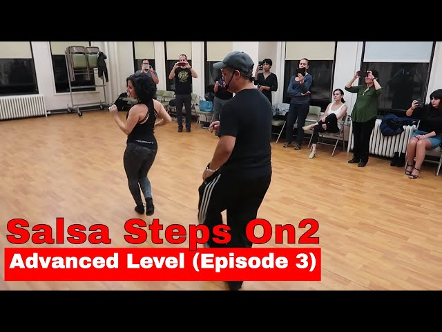 Salsa Shines Series: Advanced Variations | Episode 3