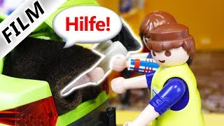 Playmobil Film deutsch   ENTFÜHRUNG bei Familie Vogel in der Luxusvilla   WO ist PAPA?   Kinderserie