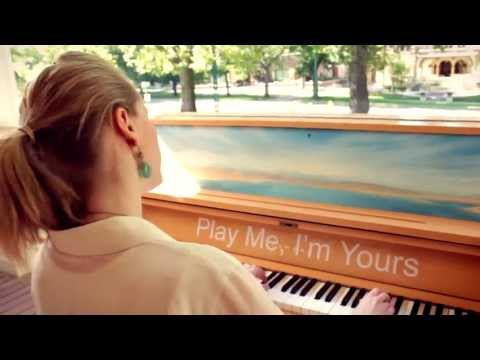 Street Pianos, The 5 Browns Rondo Alla Turca