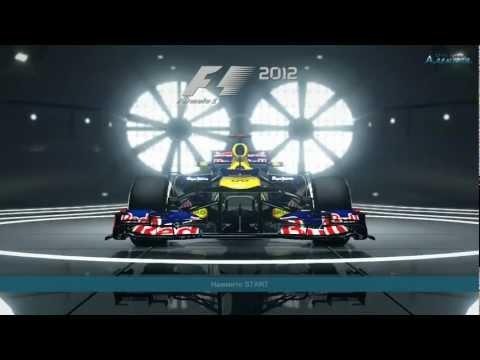 F1 2012 - серия 1 - (тест пилот)