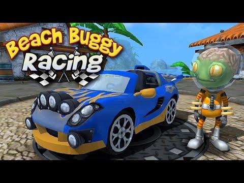 #7 Beach Buggy Racing - Tidal Rush - Gameplay - Walkthrough - Video Game