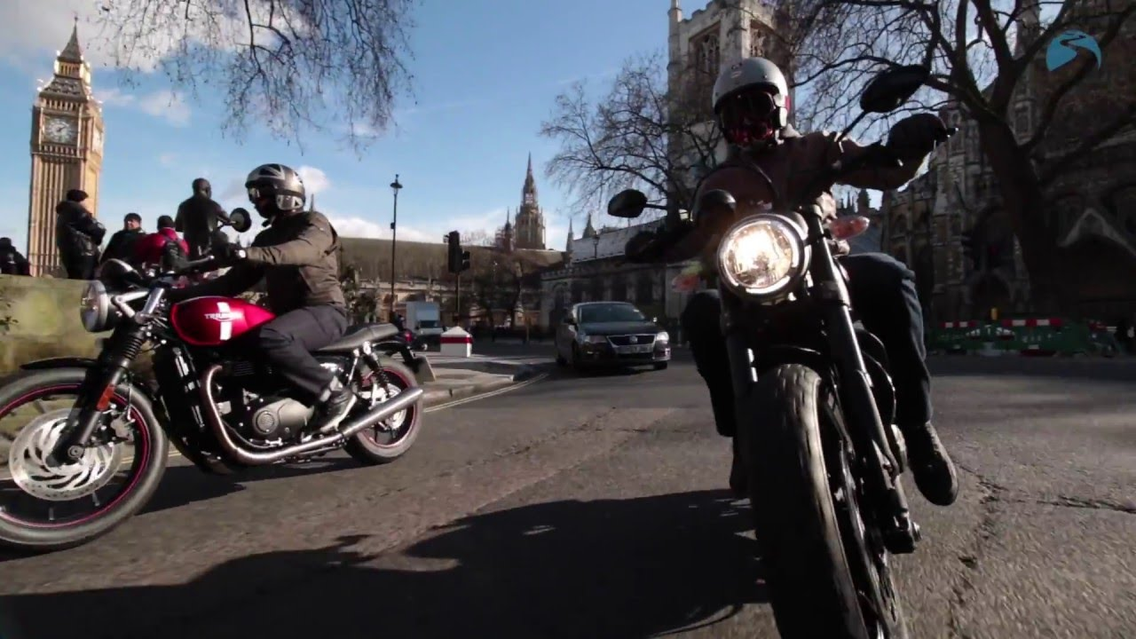 RETRO RUMBLE Yamaha XSR700 V Ducati Scrambler Triumph Street Twin Moto Guzzi V7