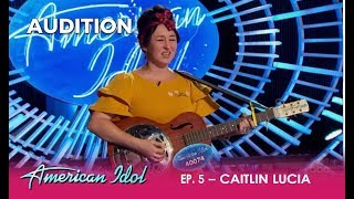 """Caitlin Lucia: Katy Perry Says She Sings """"I Kissed A Girl"""" BETTER THEN HER! 