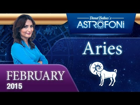 Aries monthly astrology forecast  February 2015
